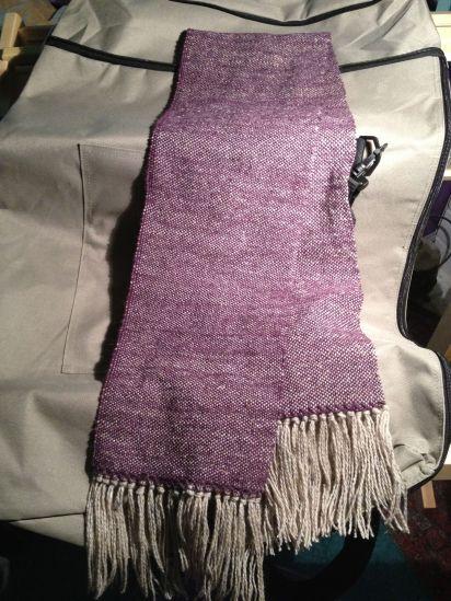 Lansing Class Wool Scarf